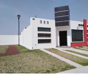 Casa En Ventaen Pachuca De Soto, San Antonio El Desmonte, Mexico, MX RAH: 21-4079