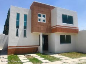 Casa En Ventaen Pachuca De Soto, San Antonio, Mexico, MX RAH: 21-4341