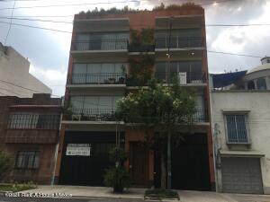 Departamento En Ventaen Benito Juárez, Narvarte Poniente, Mexico, MX RAH: 21-4423