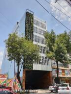 Oficina En Rentaen Cuauhtémoc, Roma Sur, Mexico, MX RAH: 21-4541