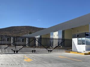 Nave Industrial En Ventaen Queretaro, Santa Rosa De Jauregui, Mexico, MX RAH: 21-4544