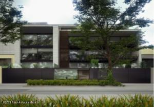 Departamento En Ventaen Miguel Hidalgo, Polanco, Mexico, MX RAH: 21-4569