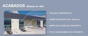 Nave Industrial En Ventaen Queretaro, Centro Sur, Mexico, MX RAH: 21-4581