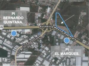 Nave Industrial En Ventaen Queretaro, Centro Sur, Mexico, MX RAH: 21-4582