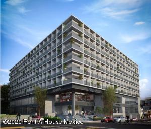 Departamento En Ventaen Cuauhtémoc, Roma Sur, Mexico, MX RAH: 21-4642