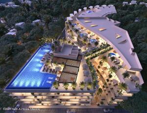Departamento En Ventaen Playa Del Carmen, Ejedal, Mexico, MX RAH: 21-4684