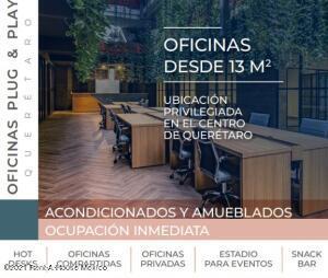 Oficina En Rentaen Queretaro, Centro, Mexico, MX RAH: 21-4733