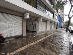 Local Comercial En Rentaen Cuauhtémoc, Doctores, Mexico, MX RAH: 21-4803