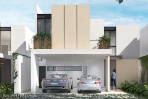 Casa En Ventaen Merida, Cholul, Mexico, MX RAH: 21-4854