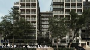 Departamento En Ventaen Cuauhtémoc, Hipodromo Condesa, Mexico, MX RAH: 21-4868