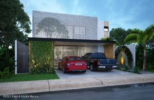 Casa En Ventaen Conkal, Conkal, Mexico, MX RAH: 21-4959