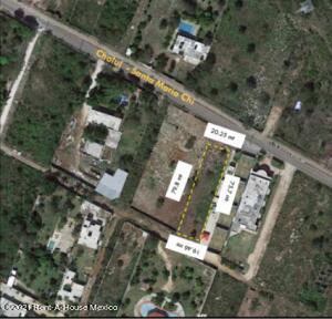 Terreno En Ventaen Merida, Pueblo Sitpach, Mexico, MX RAH: 21-4991