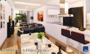 Departamento En Ventaen Benito Juárez, Nápoles, Mexico, MX RAH: 21-5123