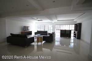 Departamento En Rentaen Miguel Hidalgo, Polanco, Mexico, MX RAH: 22-46