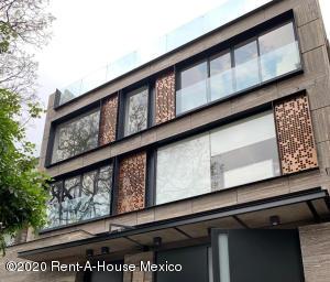 Departamento En Rentaen Miguel Hidalgo, Polanco, Mexico, MX RAH: 22-133