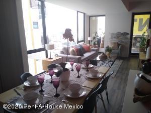 Departamento En Rentaen Benito Juárez, Nápoles, Mexico, MX RAH: 22-274