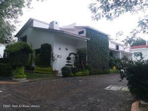 Casa En Ventaen Tlalpan, Las Tortolas, Mexico, MX RAH: 22-626