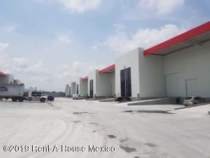 Nave Industrial En Ventaen Pedro Escobedo, Los Pinos, Mexico, MX RAH: 22-652