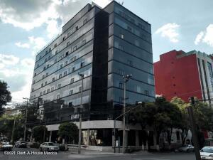 Edificio En Rentaen Cuauhtémoc, Cuauhtemoc, Mexico, MX RAH: 22-684