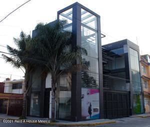 Local Comercial En Rentaen Tlalnepantla De Baz, Santa Monica, Mexico, MX RAH: 22-699