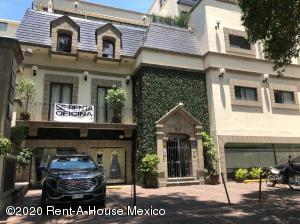 Oficina En Rentaen Miguel Hidalgo, Polanco, Mexico, MX RAH: 22-775