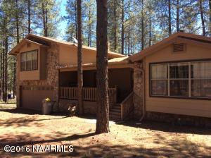 725 S Friar Tuck Trail, Williams, AZ 86046