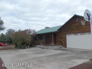1791 E Gold Trap Trail, Williams, AZ 86046