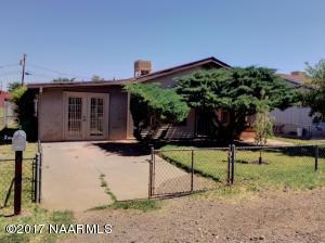 1022 W Gilmore Street, Winslow, AZ 86047