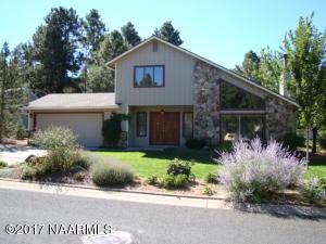 3757 E Bottlebrush Drive, Flagstaff, AZ 86004