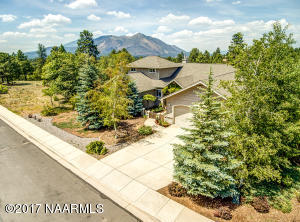 Nestled among mountain views and mature Ponderosa Pines.