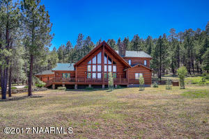 4538 W Brackin Ranch Road, Flagstaff, AZ 86001