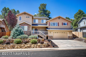6231 E Abineau Canyon Drive, Flagstaff, AZ 86004