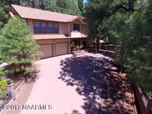 3840 Woodridge Way, Flagstaff, AZ 86004