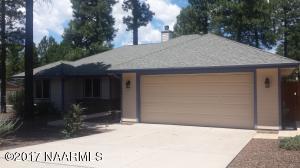 1804 S Highland Mesa Road, Flagstaff, AZ 86001