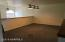 Upstairs loft, large area for game room, office space, play room