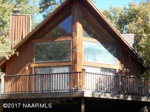 82 Deer Trail Drive, Stoneman Lake, AZ 86038
