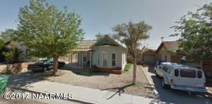 416 N Kinsley Avenue, Winslow, AZ 86047