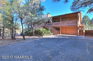 4955 E Pebble Beach Drive, Flagstaff, AZ 86004