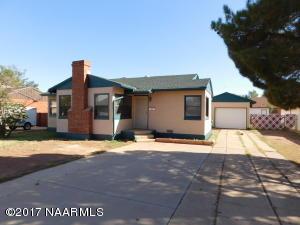 327 W Gilmore Street, Winslow, AZ 86047
