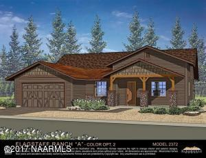 Elevation Rendering depicted is for similar 2372 Plan Elevation and for illustrative purposes only. Contact Site Sales for information
