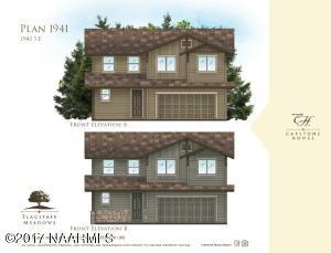 Plan 1941i Flagstaff Meadows, Bellemont, AZ 86015