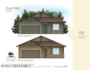 Plan 1380 Flagstaff Meadows, Bellemont, AZ 86015
