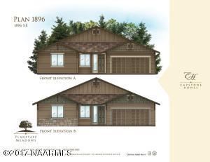Plan 1896 Flagstaff Meadows, Bellemont, AZ 86015