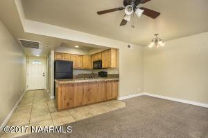 Open Floorplan - Attractive Living Space is Open to Kitchen