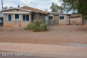 1516 W Central Street, Winslow, AZ 86047