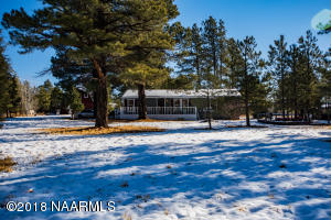 3025 S Sycamore Canyon Drive, Williams, AZ 86046