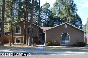 2523 S Rocking Horse Lane, Flagstaff, AZ 86001