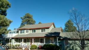 9655 Saddle Horse Ranch Road, Flagstaff, AZ 86004