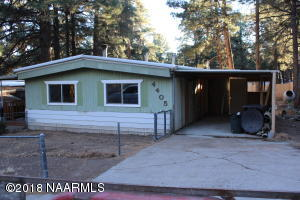 4405 E Wintergreen Road, Flagstaff, AZ 86004
