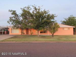 1000 N Parker Avenue, Winslow, AZ 86047
